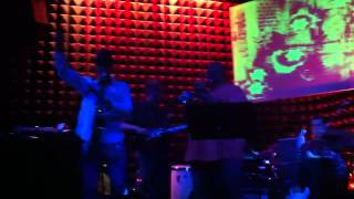 M'lumbo Live at Joe's Pub with Gary Lucas